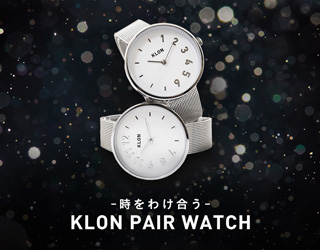 KLON PAIR WATCH