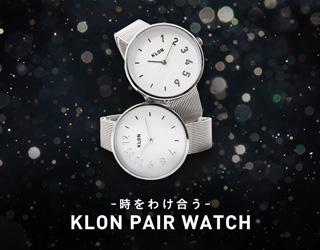 KLON PAIR WATCH