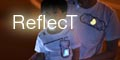 ReflecTEE(リフレクティー)デザインが反射するTシャツシリーズ