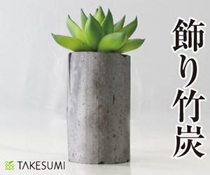 飾り竹炭|竹炭インテリアの株式会社TAKESUMI公式通販サイト