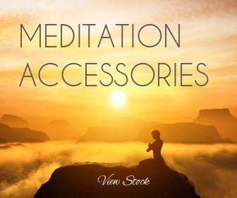 シーターラーマ瞑想用品